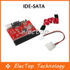 Free shipping  IDE TO SATA  HDD CD DVD Converter Adapter Cable  Wholesale 10pcs/lot