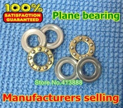 10pcs/lot Axial Ball Thrust Bearing F7-17M 7*17*6 mm Plane thrust ball bearing(China (Mainland))