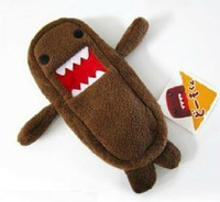 Min. Order 15$ , Plush Pen Pencil BAG Pouch Case, DOMO -- Coin Purses & Wallet BAG, Cosmetics Beauty BAG Case, Pouch SACK Pack