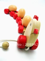 Best selling!! Wooden Kids Baby Children Toys building blocks Educational Toys chick egg Toys Free shipping,1pcs