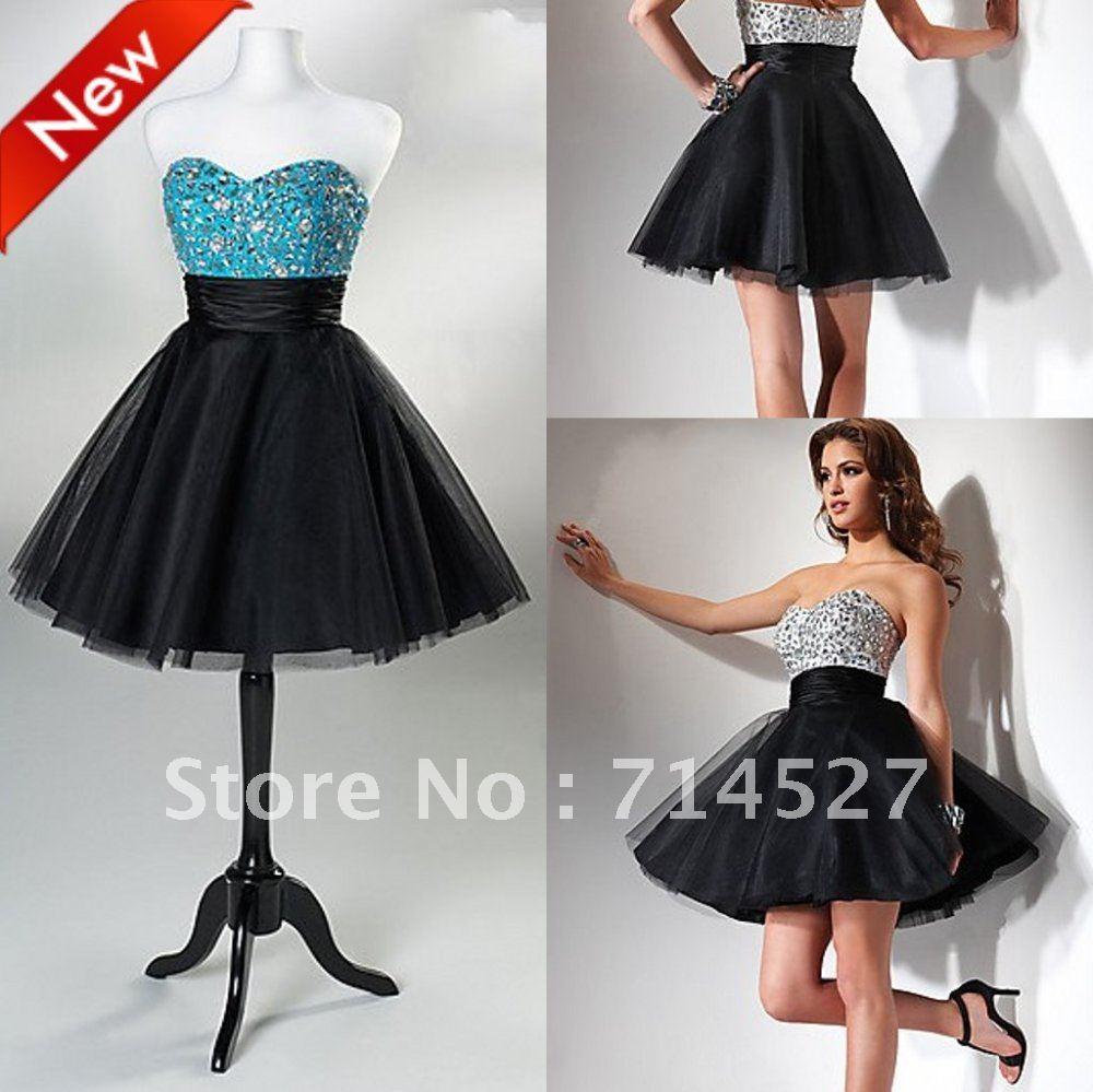 Short Ball Gown Dresses