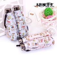 [ANYTIME] Original Suncity Brand - Ultra-light Sun Protection Anti-UV Fashion Umbrella - Free Shipping