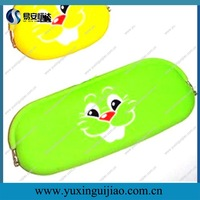 Cartoon Silicone Wallet For Ladies