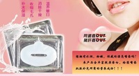Membrane Moisture Essence Crystal Collagen lip Mask lip care pads , freeshipping