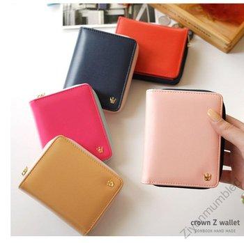 Fashion Girls & Lady Standard Wallets Short purse Cute coin purse Card Case