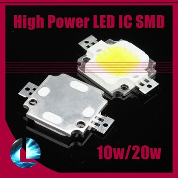 10W 900LM/ 20W 1800LM  High Power LED IC SMD , floodlight lamp bead , Color: Wram white/Cool white/Red/Blue/Green/Yellow/RGB