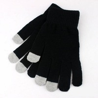 2012 Iphone Gloves Winter gloves for keyboard Fresshipping