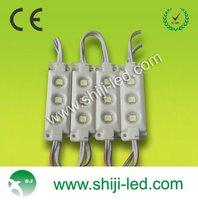 Super bright DC12V  Epistar Chip 3 LED module SMD 5050 channel modules