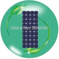10X100w Solar Panel Module Monocrystalline total 1000w,Free shipping,Grade A,Brand New !Solar Panel