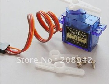 Best selling!! 10X SG90 9g Mini Micro Servo for RC for RC 250 450 Helicopter Airplane Car Boat Free Shipping,5 pcs/lot