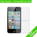 High Quality  with Retail Package Clear Screen Protector for iPod Touch 4 4th Gen 4G Free Shipping DHL EMS HKPAM CPAM