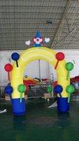 inflatable welcome door