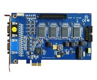 GV800E V8.4 GV card PCI E card Support Wndows 7 32&64 bit GV800E 32 channels GV system cctv security dvr card
