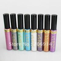 24pcs/lot 8 Color Eyeshadow Cream Waterproof Long Lasting Mineral 8408