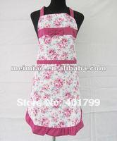 lady beautiful apron