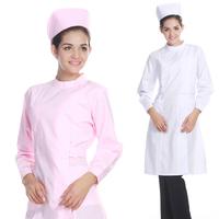 2013 autumn  winter Europe/America high quality fashion beauty services medical nurse lab coat,work wear uniform