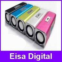 Free shipping 100% Original Music Angel Speaker,JH-MAUK5 portable speaker,RY9008