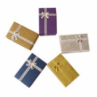 Bracelet box jewelry box lovers box stud earring ring box 5 x8