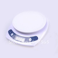 Multi-unit Digital Weighting Scale LCD Electronic Kitchen Postal Scale 5KG/1G Free Shipping