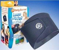 With box Bodybuilding Slimming Belly Burner Professional Belt Body Massager As Seen On TV  slimming belt