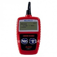 Top Quality Autel MaxiScan MS309 OBDII Code Reader Scanner obd2 Car Diagnostic Tool Free Shipping MS 309