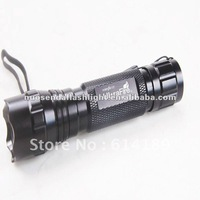 1300lm UltraFire 501B CREE XML U2 1-Mode LED Flashlight (1 x 18650)+Free Shipping