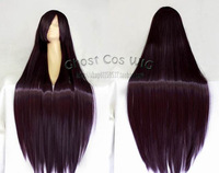 free shipping coplay wig 0 ! 1 meters - long straight hair high temperature wire cosplay wig
