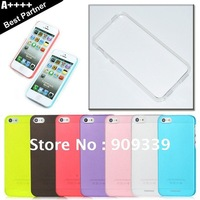 Best World Cheapest A+++ Promotion Soft Protection Case For Iphone 5 ( Free Shipment )