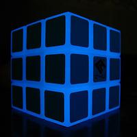 Luminous  C4U magic cube 3x3 professional speedcubing educational toys free air mail