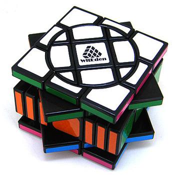 Super 335 witeden super crazy 3x3x5 magic cube free air mail
