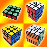 1x3x3 4x3x3 5x3x3 7x3x3 full function magic cube tyranids set c4u free air mail