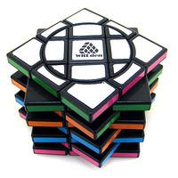 Super magic 338 cube in cube witeden super crazy 3x3x8 free air mail