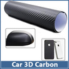 Free Shipping 3D Carbon 1.27*1M Auto Fibre sticker Vinyl Sheet For cruze /motorcycle/equalizer/skoda octavia And So on