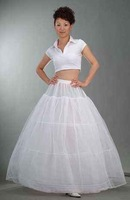Wedding panniers hard tulle dress plus size diameter ring yarn pannier hs302