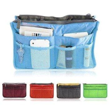 S5Y Women Travel Insert Handbag Organiser Purse Large liner Organizer Bag Amazing!