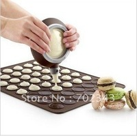 New Small Size Macaron Special Silicone Mat Cake Muffin Mold&Decorating Tips Cream Squeezing Set