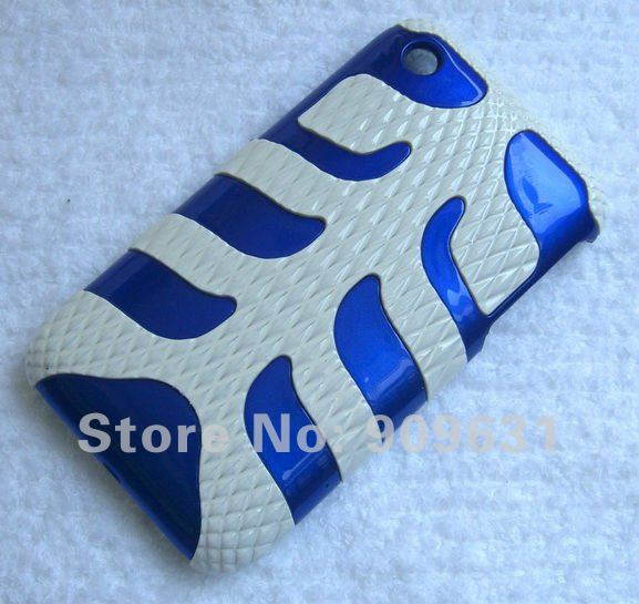 Free Shipping, Hard Back Cover fishbone case for Iphone 3g, 3gs, best quality, hot sell(China (Mainland))