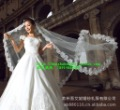 2012 bride wedding 4 meters long aesthetic elegant veil big lace decoration veil t24