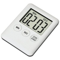 Cheap digital kitchen timer, big lcd screen on sale