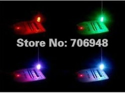 free shipping 200pcs/lot Diffused RGB,5mm Fast Flash LED lamp long life good quality(China (Mainland))