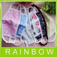 300pcs/lot RA Lovely Girls Ladies Boys Baby Kids Cotton AntiDust Respirator  Mouth Mask Face Mask Free Shipping