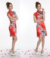 Chinese Cheongsam Qipao Evening Dress 29413
