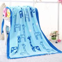 A M@ll Straw! Towel blanket pattern 100% cotton terry towel print beach towel 152 76cm -cbt1