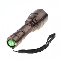UltraFire led Flashlight cree led torch TrustFire CREE T6 Aluminium Torch 500 Lumens 5-Mode Adjustable Waterproof  Free shipping