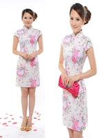 Chinese Cheongsam Qipao Evening Dress 27687