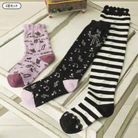A M@ll Mom&Baby! Socks classic duplexed princess series b -htm1