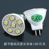 1.2w high brightness long mr11 pin led spotlight led lighting cup led bulb lamp led energy saving lamp