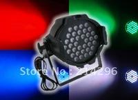 Factory Outlet 54pcs 3w RGB cast aluminium   LED Par Kng Light