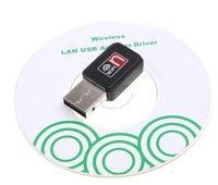 Mini 150M USB WiFi Wireless Network Card 802.11 n/g/b LAN Adapter,Free Shipping+Drop Shipping