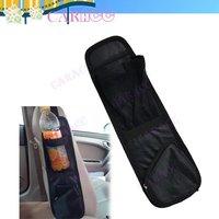 Waterproof fabric Black Car Multi Side Pocket/Car Pocket Storage Bag Organizer Hanging Bag Collector Holder b11 6207